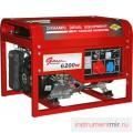 Генератор бензиновый DDE DPG 7553 E (380/230В,6кВт/7кВА,двиг.13л.с/9.5кВт,25л/8.9час,стартер)